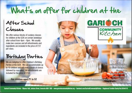 GCK A5 Children Flyer Oct 17