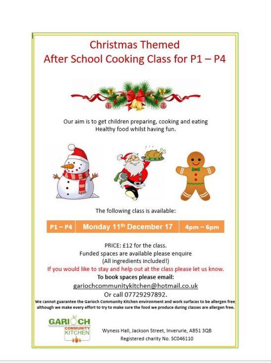 AAfter School P1 to P4 Dec 17
