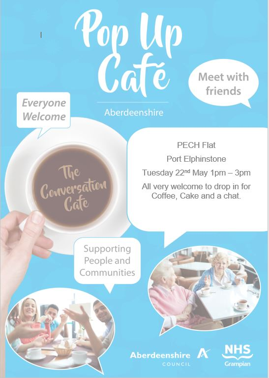 Conversation Cafe PECH May 18