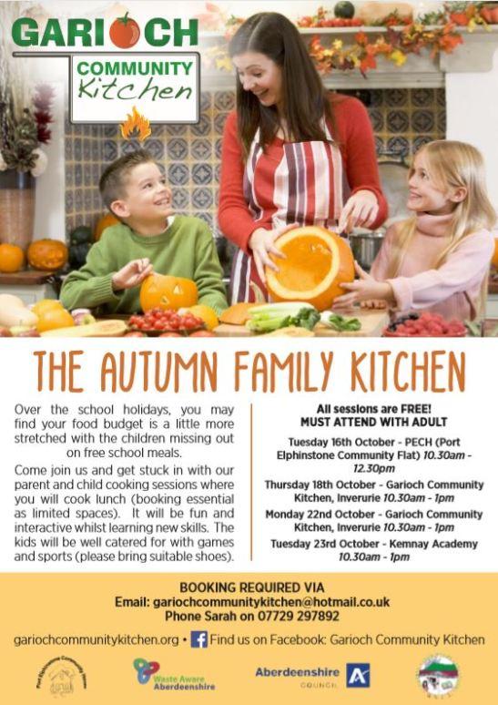 Autum Family Kitchen 18
