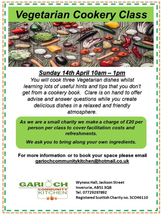 Vegerarian Cookery Class Sun 14th April 19.jpg