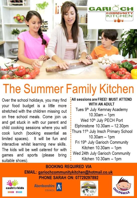 Summer Family Kitchen 19