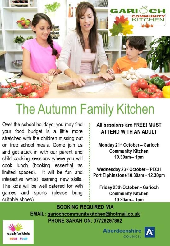 Autumn Family Kitchen 19