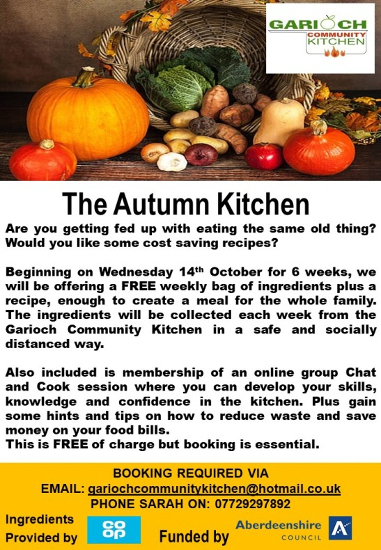 The Autumn Kitchen Sep 2020
